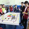 В Семее прошли соревнования по робототехнике.