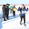 The traditional biathlon contest